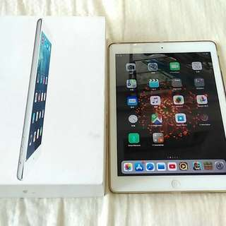iPad air 16g wifi