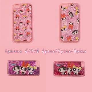飛天小女警 x W♡C 產品預購 ♥️ iphone case (6/7/8/6+/7+/8+)