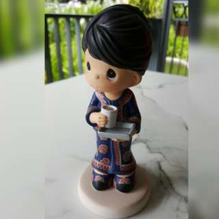 Precious Moment Figurine Singapore Girl