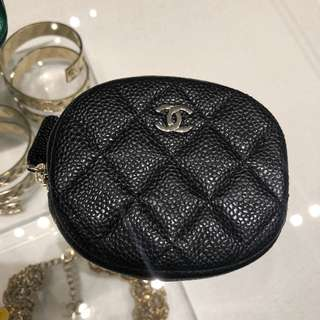Chanel牛皮 Coins Bag