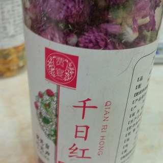 健康飲品千日紅30g