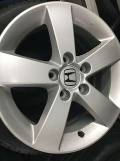 """Honda Civic FD 16"""" rim"""