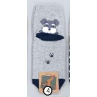 Cute Schnauzer Anklet Socks