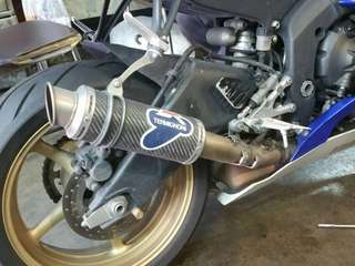 Termignoni LTA Approved GP-Exhaust
