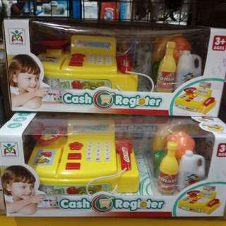 Cash register kid