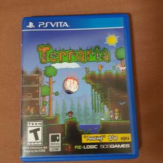 Terraria for Ps Vita