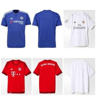 Soccer Jerseys 2015-2016