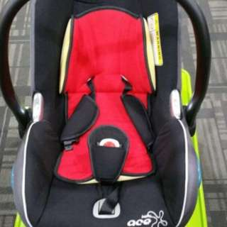PL Baby Ace Car Seat