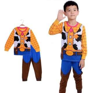 Caluby Toy Story Pyjamas 2-3yrs