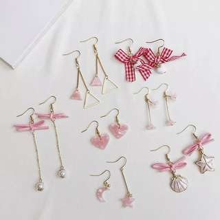 Earrings ($20 for 7pairs)
