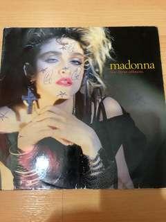 Madonna first lp