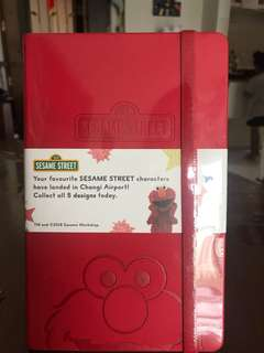 Sesame Street Dot Grid Notebook Lmt edition
