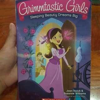"Grimmtastic Girls ""Sleeping Beauty Dreams Big"""