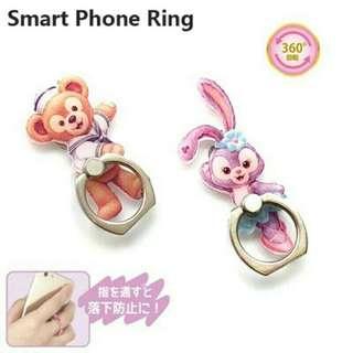 預購~~~~可愛手機指環扣
