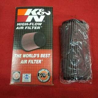 K&N air filter - Ducati MTS