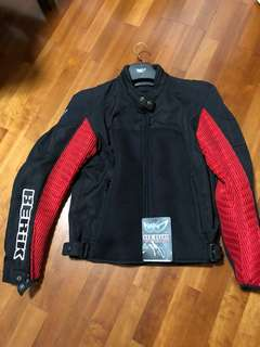 Berik Mesh Riding Jacket