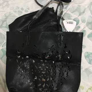 Perllini&Mel Double hand bag