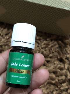 Jade lemon by young living essential oils