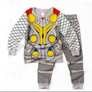 Caluby Marvel Pyjamas 2-3yrs