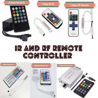 5050 Led Strip Light Remote Controller