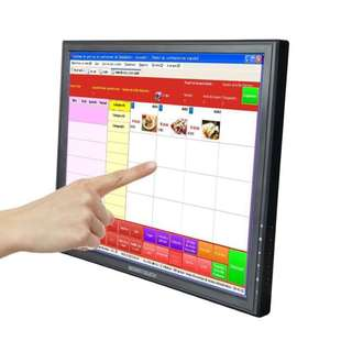 Bosstouch 17 Inch LCD Touch Screen Monitor For industrial equipment