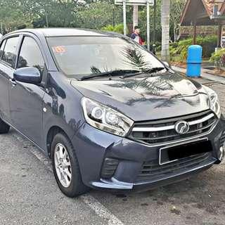 Rent a Car Axia Auto