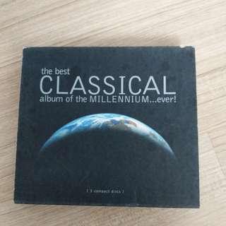Classical CD album