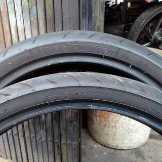 Vee Rubber Tyre