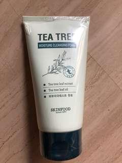 Skinfood Tea Tree Moisture Cleansing Foam