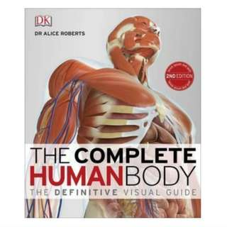 DK The Complete Human Body