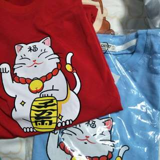 Fortune cat top