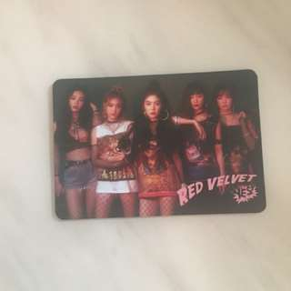 RV Yes Card