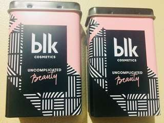 BLK Cosmetics Lipstick Can