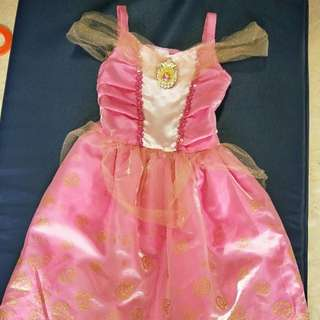 Fantasy Play Costume for girl 4 to 6 years old