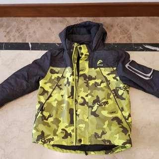 Boys winter ski jacket and pants