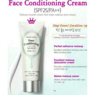 Etude house face conditioning cream - share in jar 5ml