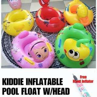 Pool Float with head