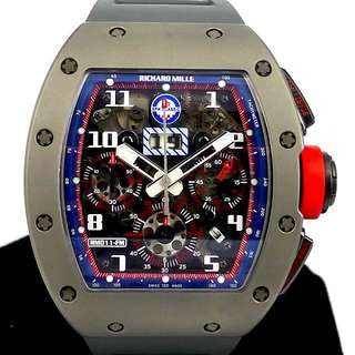 Richard Mille RM 011 SPA CLASSIC *LIMITED 50 Pcs ONLY*
