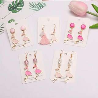 ear rings (any one $6)