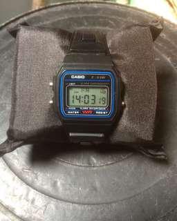 Jam Tangan Casio F-92W