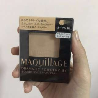Shiseido MAQuillAGE Dramatic Powdery UV (OC10)
