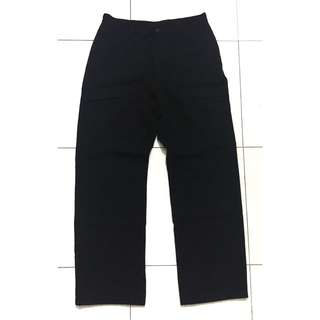 AUTHENTIC KENZO HOMME WOOL PANT JAPAN MADE RARE