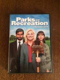 Parks & Recreation Season 1 DVD