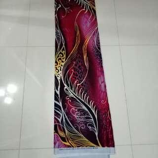 4m  material for baju kurung