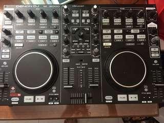 Denon DJ MC3000 DJ Controller