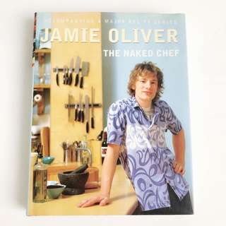 JAMIE OLIVER Recipe Book (Hardcover)