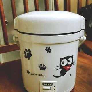 Mini Rice Cooker 1litre
