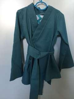 Kimono kurung for Girl