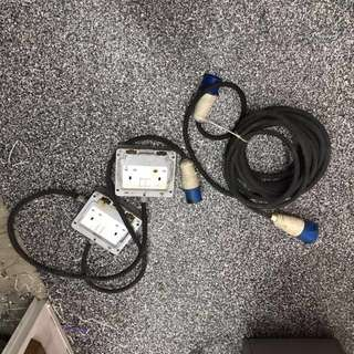 Event use  16m Cable