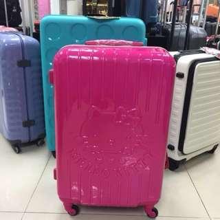 阿豪 日本直送 Sanrio 日本版 Hello Kitty 26吋 行李箱